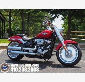 2019 Harley-Davidson Softail Fat Boy 114 for sale 200789562