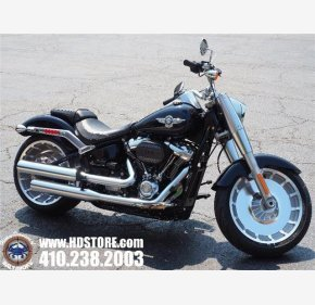 2019 Harley-Davidson Softail Fat Boy 114 for sale 200789578