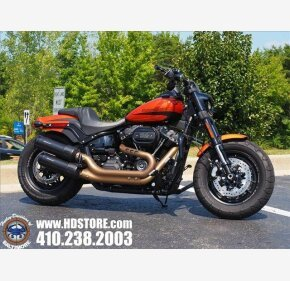 2019 Harley-Davidson Softail Fat Bob 114 for sale 200791629