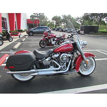 2019 Harley-Davidson Softail Deluxe for sale 200799871