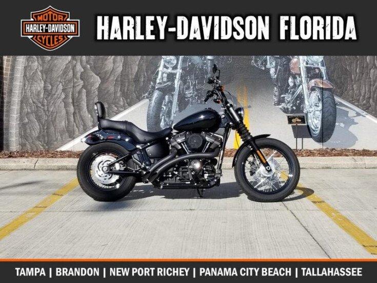 2019 Harley-Davidson Softail Street Bob for sale 200805269