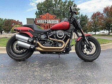 2019 Harley-Davidson Softail Fat Bob for sale 200813282