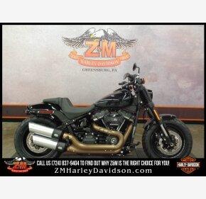 2019 Harley-Davidson Softail Fat Bob 114 for sale 200844063