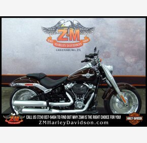 2019 Harley-Davidson Softail Fat Boy 114 for sale 200845707