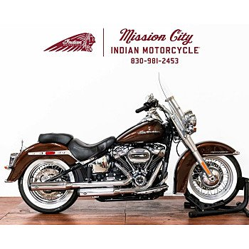 2019 Harley-Davidson Softail Deluxe for sale 200868181