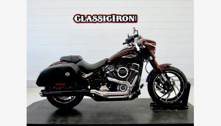 2019 Harley-Davidson Softail Sport Glide for sale 200878998