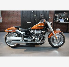 2019 Harley-Davidson Softail Fat Boy 114 for sale 200905177