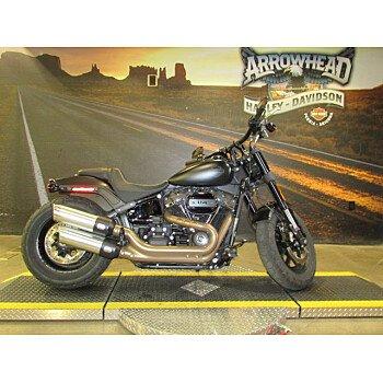 2019 Harley-Davidson Softail Fat Bob 114 for sale 200927612
