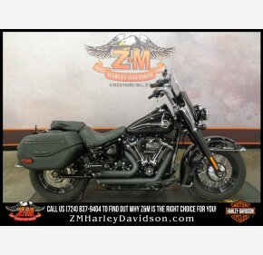 2019 Harley-Davidson Softail Heritage Classic 114 for sale 200950823