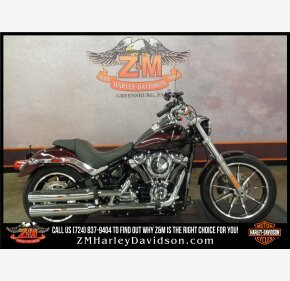 2019 Harley-Davidson Softail Low Rider for sale 201003516