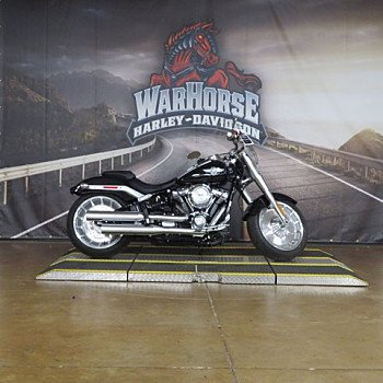 2019 Harley-Davidson Softail Fat Boy for sale 201011690