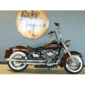 2019 Harley-Davidson Softail Deluxe for sale 201016305