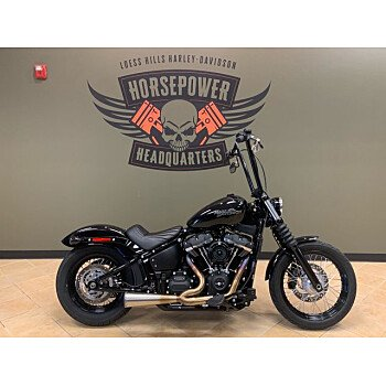 2019 Harley-Davidson Softail Street Bob for sale 201025398