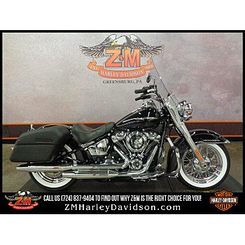 2019 Harley-Davidson Softail Deluxe for sale 201029290