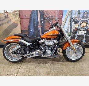 2019 Harley-Davidson Softail Fat Boy 114 for sale 201035154
