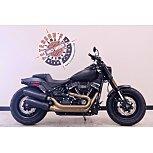 2019 Harley-Davidson Softail Fat Bob 114 for sale 201053327