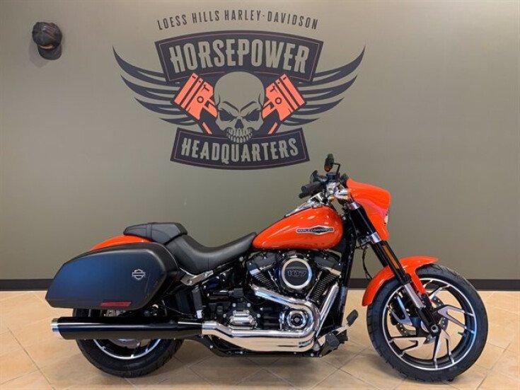 2019 Harley-Davidson Softail Sport Glide for sale 201063487