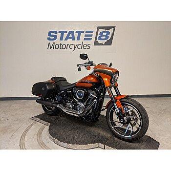 2019 Harley-Davidson Softail for sale 201064628