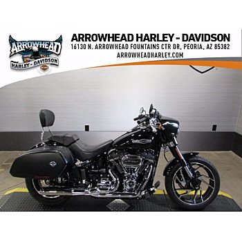 2019 Harley-Davidson Softail Sport Glide for sale 201082609