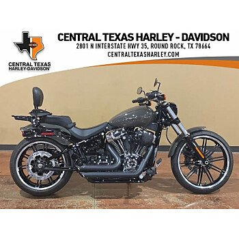 2019 Harley-Davidson Softail Breakout 114 for sale 201109210