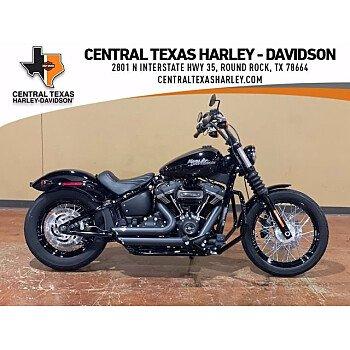 2019 Harley-Davidson Softail Street Bob for sale 201109212