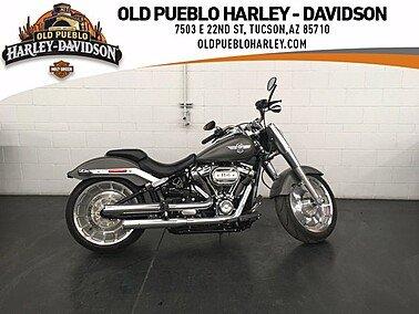 2019 Harley-Davidson Softail Fat Boy 114 for sale 201162981