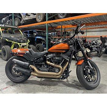 2019 Harley-Davidson Softail Fat Bob 114 for sale 201187275