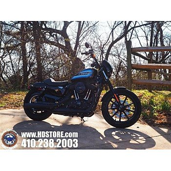 2019 Harley-Davidson Sportster Iron 1200 for sale 200665031
