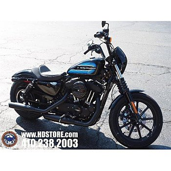 2019 Harley-Davidson Sportster Iron 1200 for sale 200671165