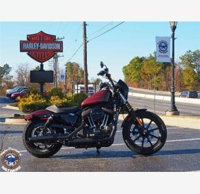 2019 Harley-Davidson Sportster Iron 1200 for sale 200662479