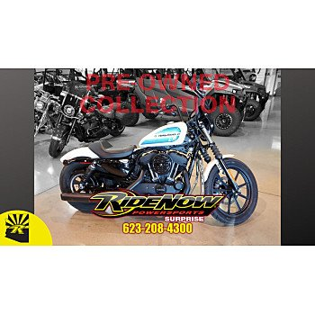 2019 Harley-Davidson Sportster Iron 1200 for sale 200845009