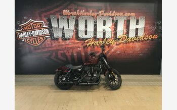2019 Harley-Davidson Sportster Iron 1200 for sale 200851564