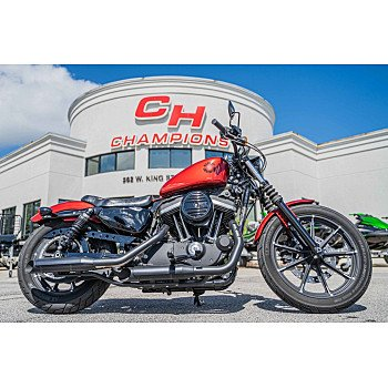 2019 Harley-Davidson Sportster Iron 883 for sale 200896728