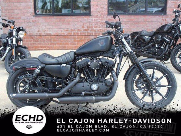 2019 Harley-Davidson Sportster Iron 883 for sale 201040506
