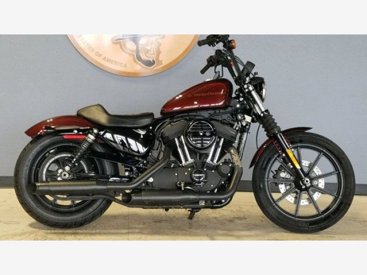 2019 Harley-Davidson Sportster Iron 1200 for sale 201061031