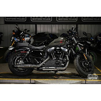 2019 Harley-Davidson Sportster Forty-Eight for sale 201069375
