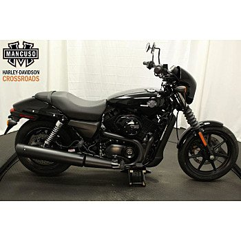 2019 Harley-Davidson Street 500 for sale 200631456