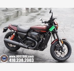2019 Harley-Davidson Street 500 for sale 200799713