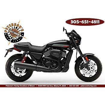2019 Harley-Davidson Street 500 for sale 200868013