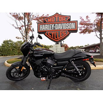 2019 Harley-Davidson Street 750 for sale 200627421