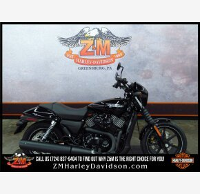 2019 Harley-Davidson Street 750 for sale 200631734