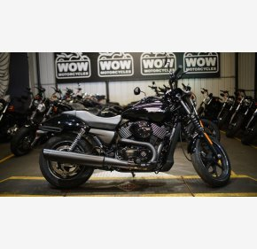 2019 Harley-Davidson Street 750 for sale 201069278