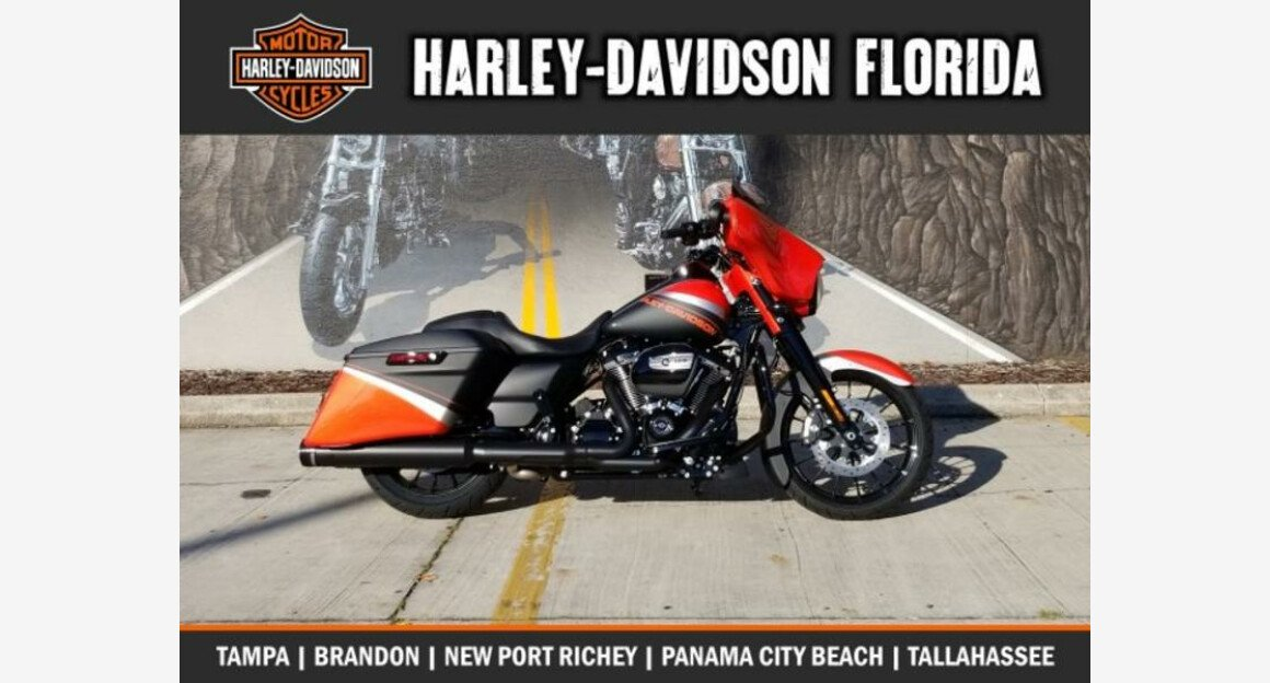 2019 Harley-Davidson Touring Street Glide Special for sale 200619019