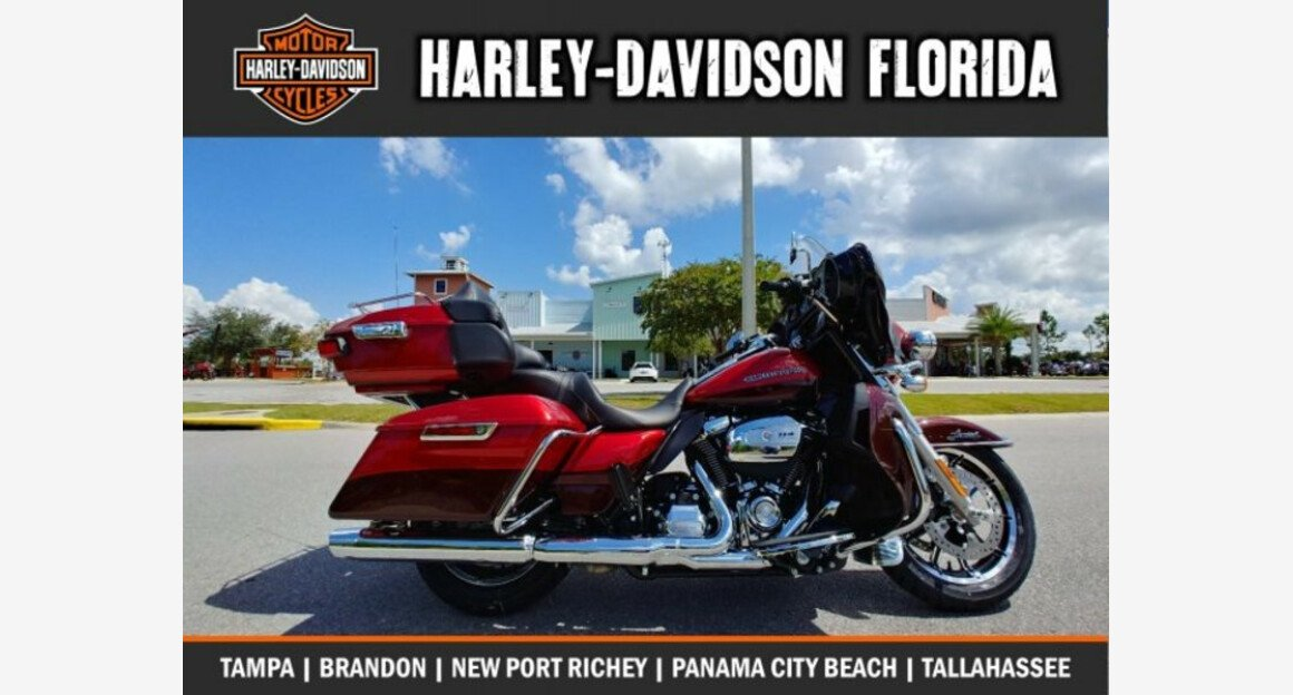 2019 Harley-Davidson Touring Ultra Limited Low for sale 200619232