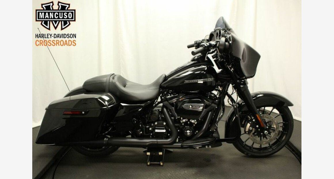 2019 Harley-Davidson Touring Street Glide Special for sale 200619293