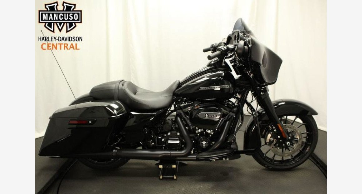 2019 Harley-Davidson Touring Street Glide Special for sale 200621702
