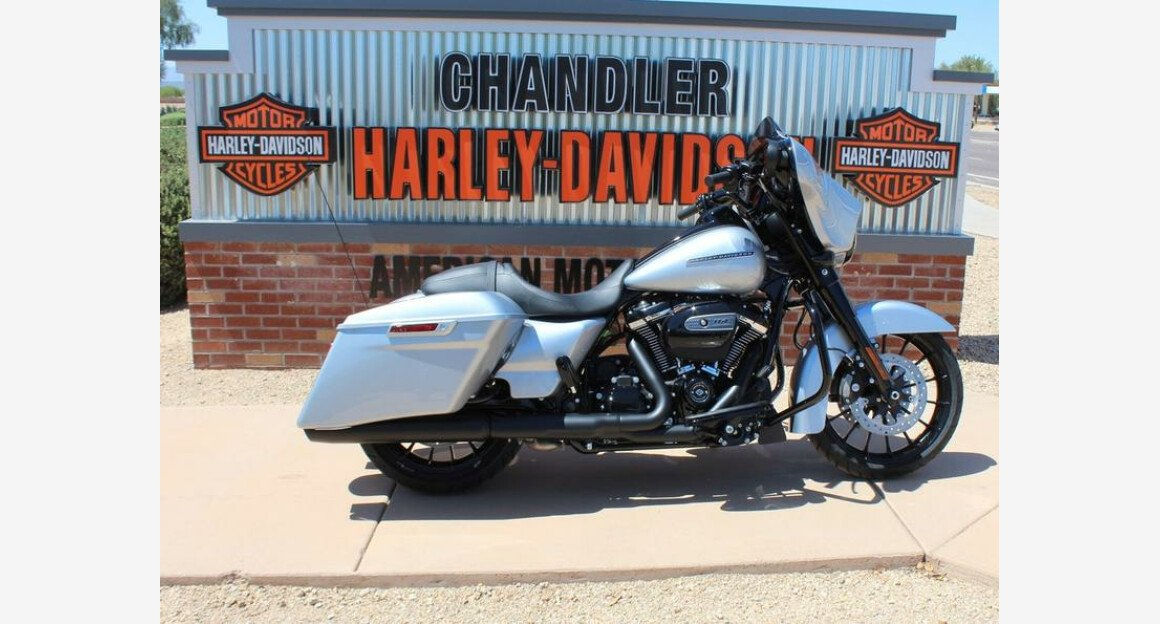 2019 Harley-Davidson Touring Street Glide Special for sale 200629226