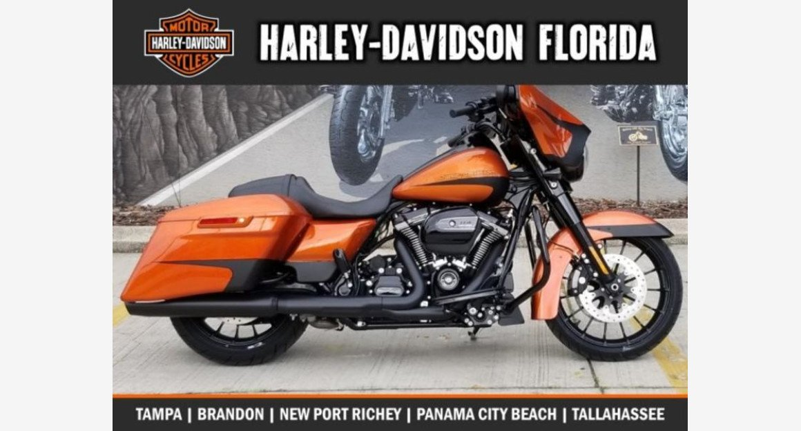2019 Harley-Davidson Touring Street Glide Special for sale 200647254
