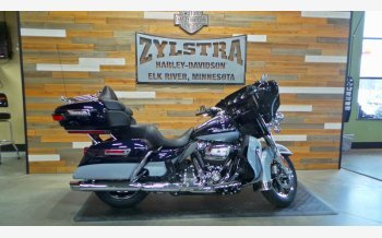 2019 Harley-Davidson Touring Electra Glide Ultra Limited Low for sale 200673433