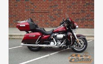 2019 Harley-Davidson Touring Ultra Limited for sale 200705093
